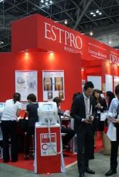 株式会社エストプロ–出展ブース
