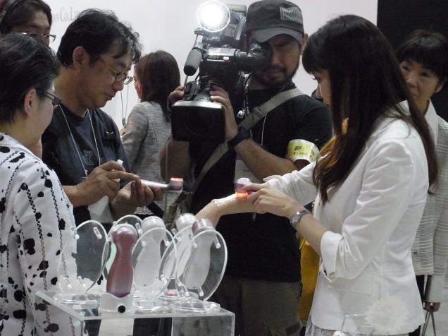 株式会社 サニーライフジャパン -「展示会へ行こう!」取材風景