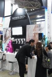 株式会社ARTISTIC&Co.–出展ブース
