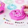 メガハウス、女児向けの本格的ネイル玩具発売