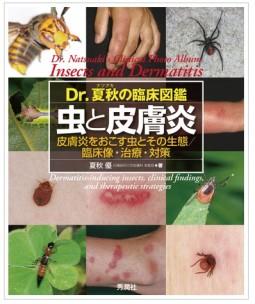 虫と皮膚炎