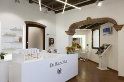 Top Location in Milan - Dr. Hauschka Flagship Store Opens its Doors