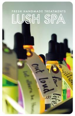 LUSH SPA GIFT CARD