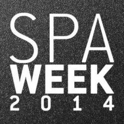 SPA WEEK 2014