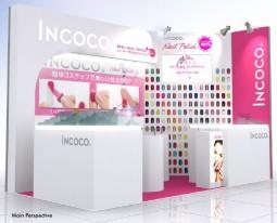 米国発「貼るだけマニキュア」Incoco/インココ