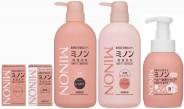 低刺激洗浄の「ミノン」、パッケージ一新してリニューアル発売