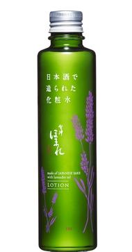 「会津ほまれ」酒造の女将秘伝の日本酒化粧水発売