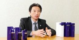 日華化学子会社イーラル株式会社取締役副社長坪川恒一郎氏にイーラル事業を聞く
