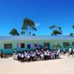 アルビオン、新成分の原料生産地マダガスカルに校舎を寄贈