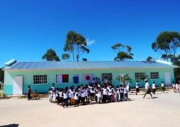 アルビオン マダガスカル校舎