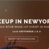 国際メイクアップトレードショー「MAKEUP IN」、ニューヨークを皮切りに世界5大都市で開催