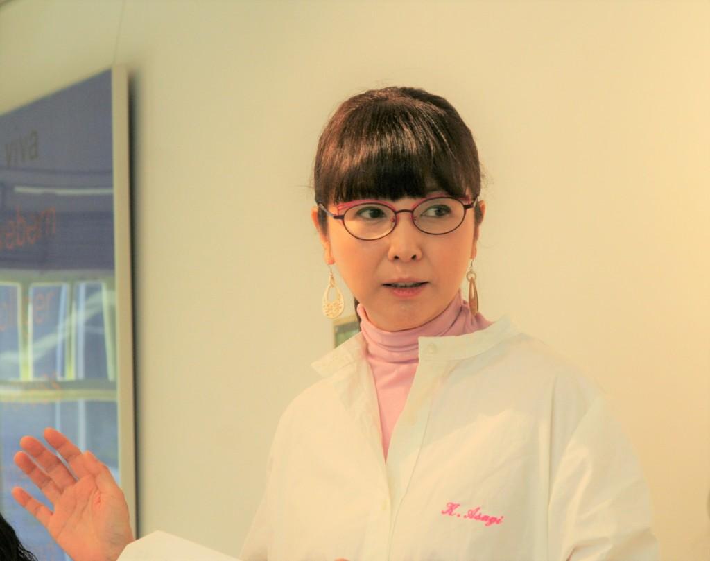 国際薬膳師の麻木久仁子