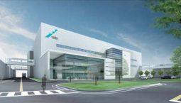 マンダム、福崎工場内に新生産棟を建設