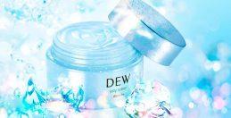 ハリ密肌へ導くジェリー状化粧水『DEW』ジェリーローション誕生