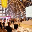 中国最大美容展示会と美容機器beluluがガーラディナー開催