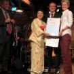 ミルボン、IFSCCミュンヘン大会2018で「最優秀賞」受賞