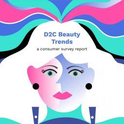 D2Cの化粧品トレンドレポート