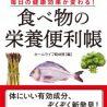 シメジにシジミの7倍のオルチニン!『食べ物の栄養便利帳』刊行