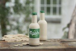 デンマークのビール会社カールスバーグ、紙素材のボトル開発加速