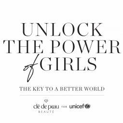 クレ・ド・ポー ボーテ、世界の女の子の教育支援に総額870万ドルをユニセフへ寄付