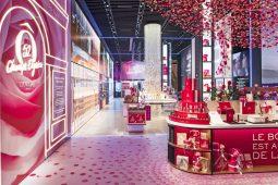 ランコム、パリのシャンゼリゼ通りに新しい旗艦店オープン